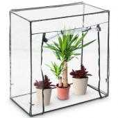 Mini serre de jardin - 101x50x99cm
