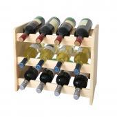 Range bouteille - casier a bouteille - 12 bouteilles