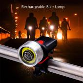 Lampe frontale - rechargeable