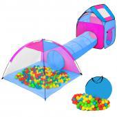 Tente jeux enfants - Tente enfants - 200 balles
