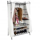 Armoire penderie - armoire rangement 112cm