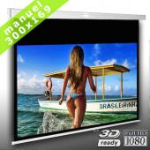 Ecran videoprojecteur - 300x169cm