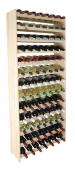 Range bouteille - casier a 135 bouteille -  198x92x26cm