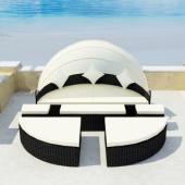 Canape de jardin - lit de jardin