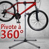 Pied d'atelier vélo - maxi 20kg