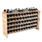 Range bouteille - casier a bouteille - 72 bouteilles
