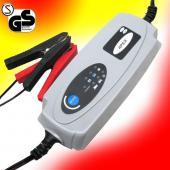 Chargeur automatique batterie auto moto 12V