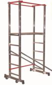 Echelle échafaudage aluminium 3,60m
