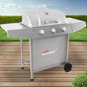 Barbecue Gaz - 3 feux