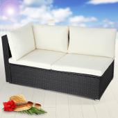 Canapé de jardin - angle