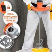 Malaxeur beton - 1600 Watt