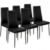 Chaises de salle à manger x6