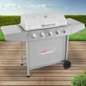 Barbecue Gaz - 5 feux