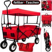 Chariot de jardin - toit
