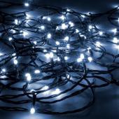 Guirlande lumineuse LED  dif. couleurs/longueurs