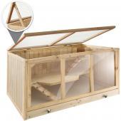 Cage clapier - 95 x 50 x 50 cm