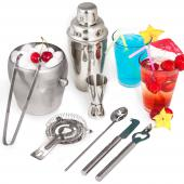 Set de Cocktail Shaker Cocktail Mixer Shaker doseur porer
