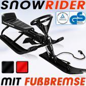 Luge dirigeable enfant hiver volant frein siège neige traîneau glisse