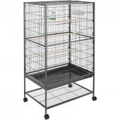 Cage perruche 131x78x52cm