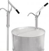 Pompe à levier manuel graisse huile lubrifiant diesel kérosène atelier