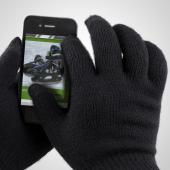Gants tactile ecran portable ipad iphone tablette smartphone hiver fro