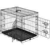 Cage caisse chien - 60x44x51cm