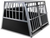 Cage de transport chien - 97x91x70 (trapézoïdal)
