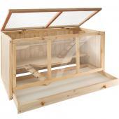 Cage rongeur XXL - 95x50x50 cm