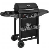Barbecue gaz 2+1
