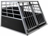 Cage de transport chien - 97x91x70