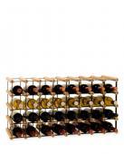 Étagère à vin modulable x8 (large : 82,5cm)