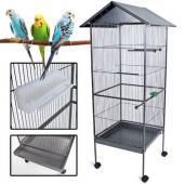 Voliere oiseaux - 162cm