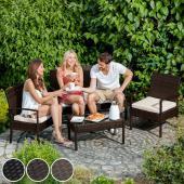 Salon de jardin 4 places