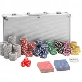 Malette poker - Coffret