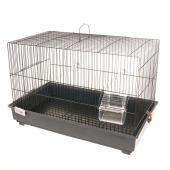 Cage oiseaux concours - 45x30x26cm