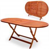 Table bois massif - 160x85cm