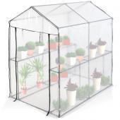 Mini serre de jardin - 191x120x190