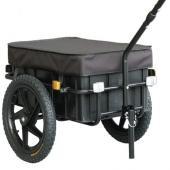 Remorque vélo cargo 70 litres