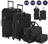 Valise trolley - 4 pieces