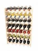 Range bouteille - casier a 42 bouteille -  92x63x26cm