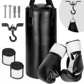 Ensemble sac de boxe - 10kg
