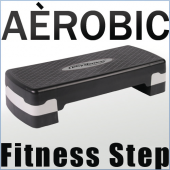 Aérobic Steppers Step Fitness Musculation 3 niveaux