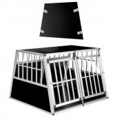 Cage de transport chien - 104cm