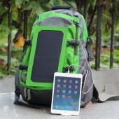 """Sac a dos solaire - 6.5W (Portable 15,6"""")"""