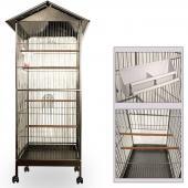 Voliere oiseaux - 160cm