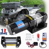 Treuil électrique 12V - 1818kg