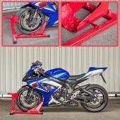 Béquille d'atelier  - bequille moto