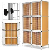 Cage lapin - Clapier lapin - 6 box