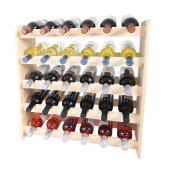 Range bouteille - casier a bouteille -  30 bouteilles