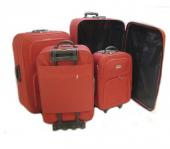 Set de 4 valises à 2 roues